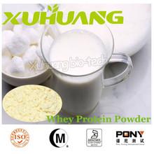 Fuente de la fábrica Halal de proteína de suero / proteína de suero de leche concentrado 80