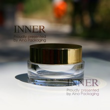 acrylic jar for cosmetic