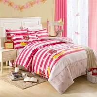 the most popular 4pcs king size duvet cover set dubai bed sheet set wholesale bedding