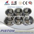 genuino dongfeng piezas del carro del motor de pistón a3907163 a4991277 fabricante