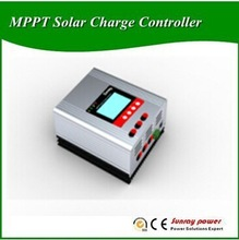 mppt solar charger/ solar energy products/ Shenzhen Sunray Power co. ltd.