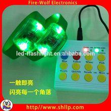 Super Star Favorite Lighting Gifts Custom Flashing basketball wristbands