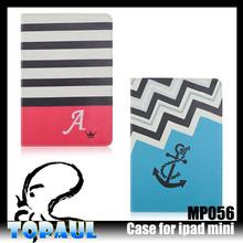 classic color strip Original Smart cover case for iPad wholesale