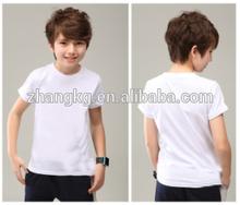promotional tshirt alibaba China, custom cotton t shirt, kids plain tshirt