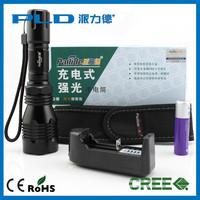 10000 lumen high power led hunting flashlight