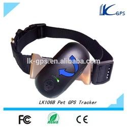 LKGPS LK106B Best Selling Pets Wholesale Top Quality Mini gps tracker cat With SIM Card