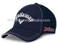 Men's classic golf caps