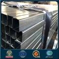 Tubo de aço galvanizado ferro tubo quadrado portão