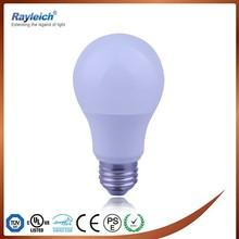 15W manufacturer LED bulb A19 3 years warranty ceramic LED globe 6W 1600lm ceramic
