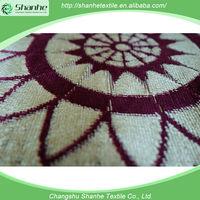 China Fabric Wholesale sofa cover floral fabric