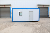 with galvanized pillar interactive terminal chicken sheds prebuilt container houses/low cost prefab cabin