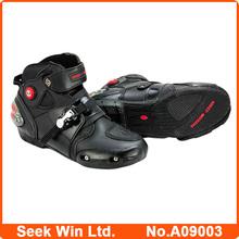 Motorcycle botas motocross motoqueiros zapatos motocicleta