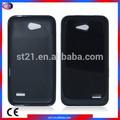 los recién llegados la artesanía más reciente teléfono celular casos para zte velocidad n9130 transparente de tpu caso de silicio