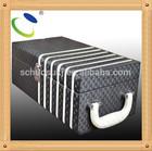 Item HSP47 wine box leather wine box wine carrier