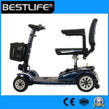 CE Approved / Certified 4 Wheel / 4-Wheel Three Wheel Electric Scooter