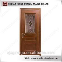 Teak Wood Main Door Designs Wood Door Glass Insert Wood Interior Door