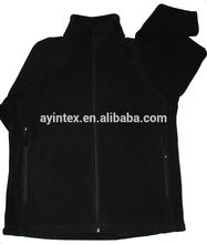 Polar Fleece Professional Manufacturer ! men's polar fleece fashion jacket 100%polyeter polar fleece 350g, DTY 150D/96F