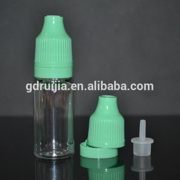 Eliquid frasco conta-gotas atacado, popular pet garrafa olho, reciclagem de plásticos garrafa queda