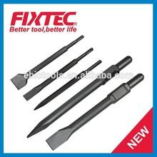 Fixtec profissional HEX cinzel de impacto elétrica cinzel