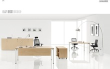 Best selling office furniture steel Office Executive Desk China manufacturer