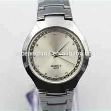 High quality wrist watches, vogue stainless steel watch, quartz mans watches
