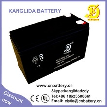 12v 9ah deep cycle rechargeable lead acid battery operated singing bird