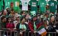 St. Patrick's day 100th vente noms mouton en peluche jouet pour enfant