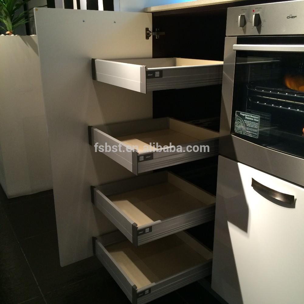 Armoires de cuisine moderne en aluminium prix meubles de for Cuisine moderne prix