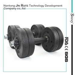 high quality dumbbell abdominal strength exercise equipment