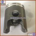 aleación de aluminio blanco negro oxidado yamaha para piezas de la motocicleta ax100 motor de pistón