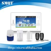 100V-240V Professional GSM ip based alarm system