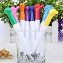 Funny finger pen, finger pen, finger ball pen