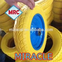 For Wheelbarrow 400-8/solid rubber wheel