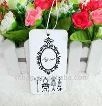 Hot selling china wholesale custom hair hang tag