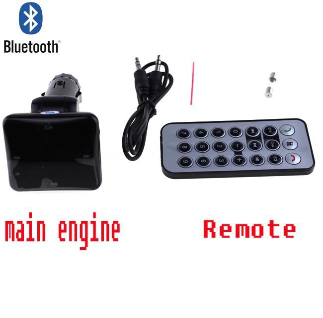 Bluetooth Cigarette Lighter Lighter Bluetooth Car Usb