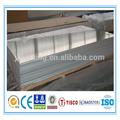 Gold supplier el 1100 de placa de aluminio / hoja
