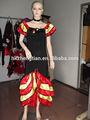 adultcarnival instyles halloween espanhol cigana trajes vestidos de rockabilly