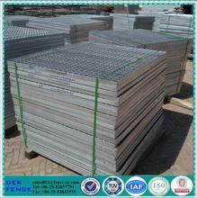 Concrete grating flooring galvanized steel plates flooring
