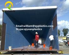 Matching engineering plastic sheet/ UHMWPE bin liner board/ coal bin lining