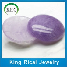 Lavender pink stone,light amethyst or pink quartz stone countertops beads synthetic gemstone loose gemstone,