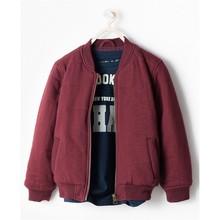 Fleece all red kids winter wear
