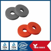 silicone rubber washers for Auto parts/food grade silicone gaskets/White Silicone Gasket