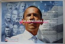 unique obama famous painting portraits