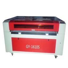 GY1610 1600x1000mm, Co2 Non-woven Fabrics,Wool felt,Garment/Clothing,Leather,Stuffed toys label laser cutting machine