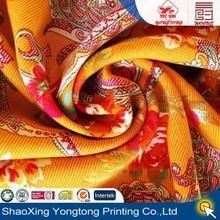 paisley fabric made of 32s rayon