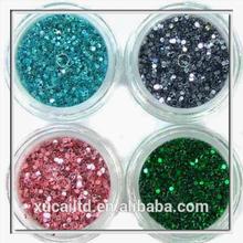 glitter manufacturer retail&wholesale eye glitter makeup