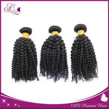 Cheap hair weave virgin Mongolian human hair extensions 8-34inches 100g/pcs natural black color