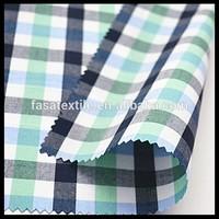 cotton plaid shirt fabric,brushed checks,poplin fabric men underwear
