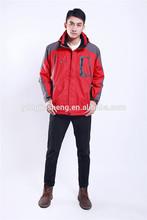Motorcycle jackets china /cold protector warm jacket/heated jacket
