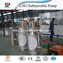 Argon Gas Cylinder Filling Station Cryogenic Liquid Argon Filling Submersible Pump